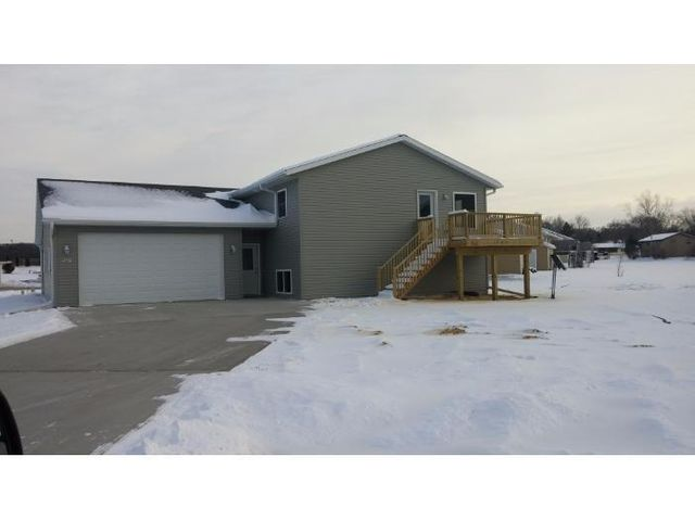 Fantastic opportunity to own a side-by-side duplex built in 2016. Each unit offers 3 bdrms, 2 baths and a beautiful open concept kitchen/dining/living. Ample storage and closet space along with a 2-car attached garage. Built as a mirror image and could be sold as a zero-lot line with each having a private drive. Perfect for someone that would like to live on one side and have the other side pay your expenses! Wonderful location with a 1/3 acre corner lot on a cul-de-sac.