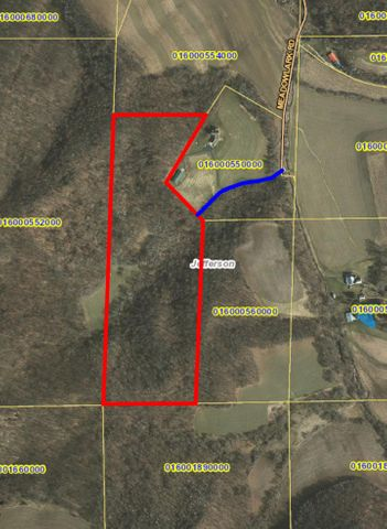 Affordable hunting property between Cashton and Sparta! Access will be through a shared blacktop drive which leads to a field road. This mostly wooded 29.25 surveyed acres was enrolled in MFL beginning Jan 2019. Terrific deer and turkey hunting and land even includes a small field which would be perfect for a food plot.