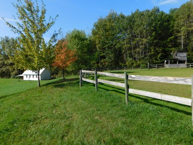 Looking for some room to play? Well, here it is! 9.43 acres waiting for you. 37X24 building plus a 12 ft covered overhang. Camping? Family get togethers? Horse retreat? Possible building site? Come and take a look and see what dream you could make a reality!