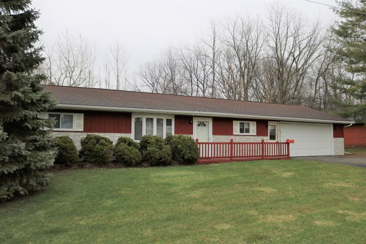 Ranch house in Cashton! Great location at the end of Charles street. Home consists of 2 bedrooms and one full bathroom. Good sized attached 2 car garage with level entry into the house. Enjoy the peaceful backyard off the deck.