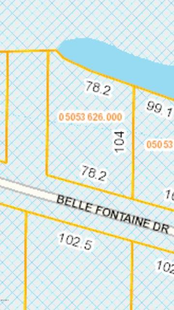0 Belle Fontaine Ocean Springs MS 39564