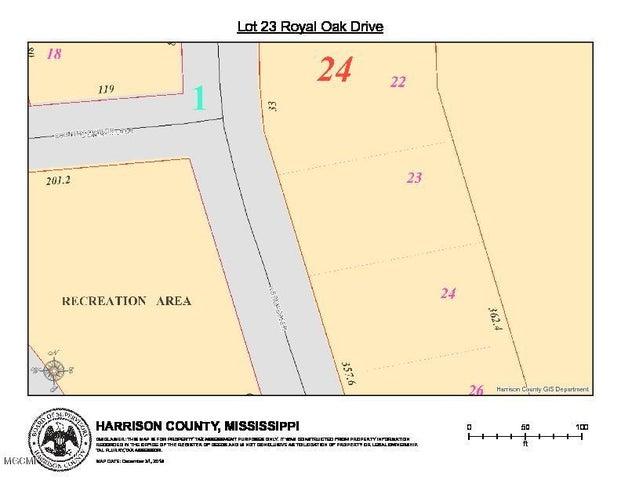 Lot 23 Royal Oak Blvd, Pass Christian, MS 39571