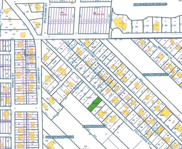 Lot 60 Fellgrass St, Waveland, MS 39576