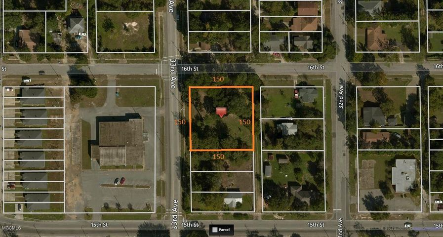 00 33rd Ave, Gulfport, MS 39501