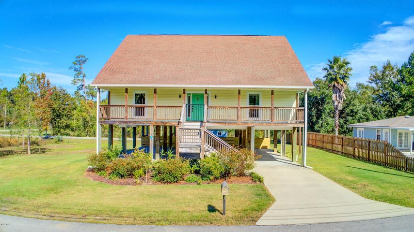 232 Hickey St, Home, Waveland, MS 39576