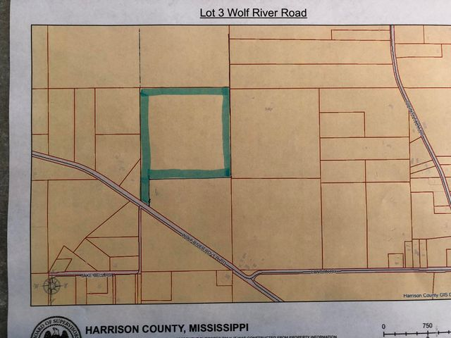 Parcel #3 Wolf River Road Rd, Gulfport, MS 39503