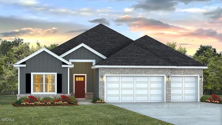 **Home is currently under construction. This photo is not a photo of the actual home. Pictures may be of similar, but not necessarily of subject property, including interior and exterior colors.