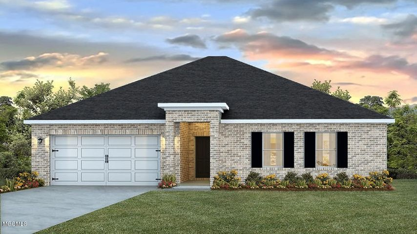 10307 Willow Leaf Dr, Gulfport, MS 39503