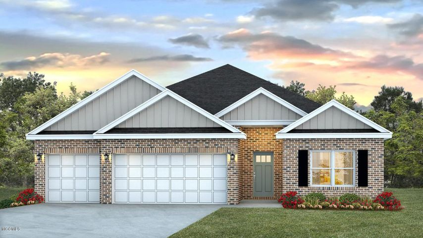 **Home is currently under construction. This rendering is being used as an example of what the home will look like upon completion.