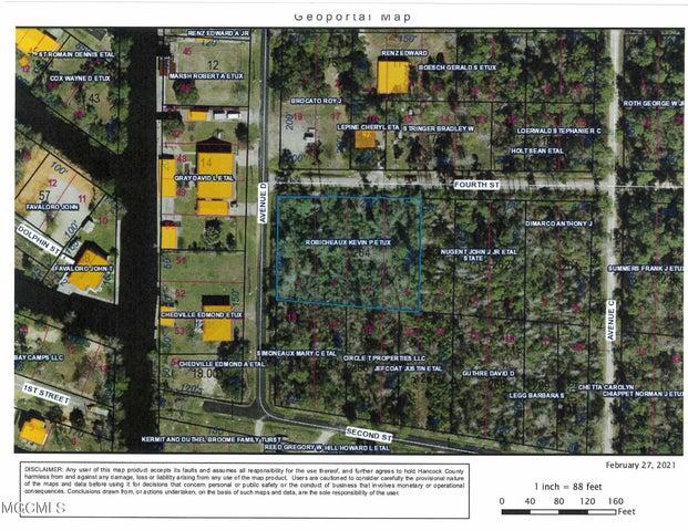 Lots 1-4 Avenue D, Bay St. Louis, MS 39520