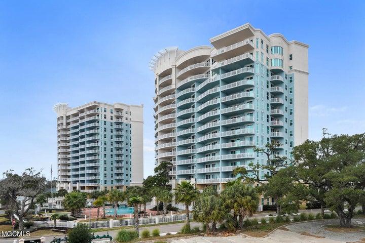 2230 Beach Dr, 1205, Gulfport, MS 39507