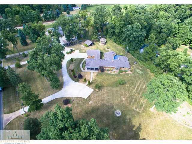 10875 Bond Rd - Aerial View - 1