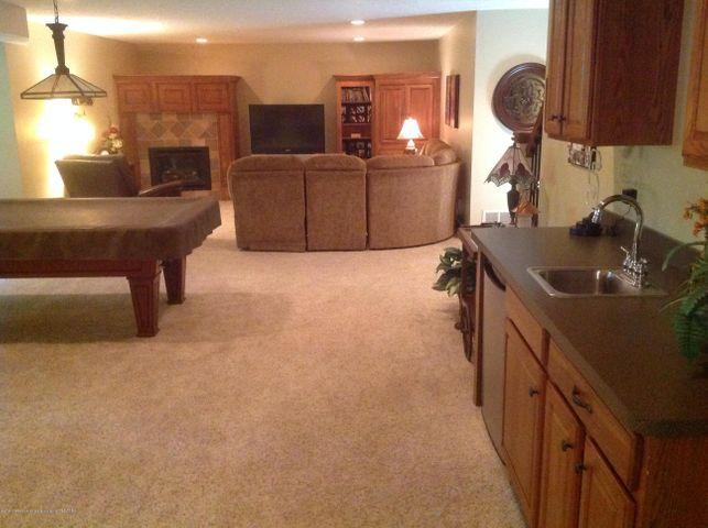 3282 Canopy Dr - Lower Level W/Wet Bar & Fireplace - 17