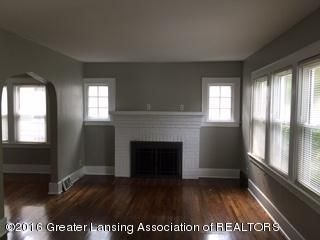 814 Downer Ave - Fireplace/Interior Space - 6