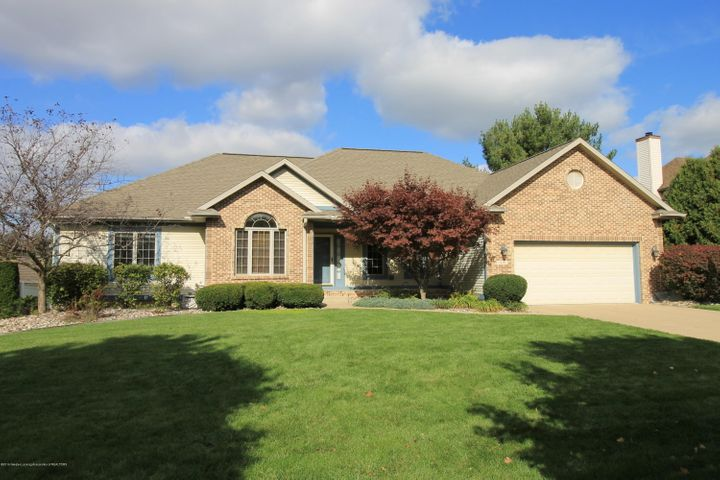 3810 Royale Dr - Front View - 1