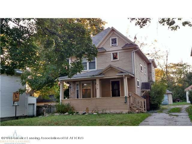 215 Custer Ave - Front Exterior - 1