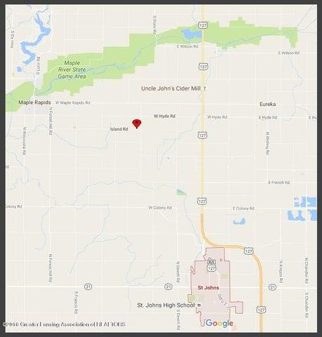 0 Island Rd - Map location - 2