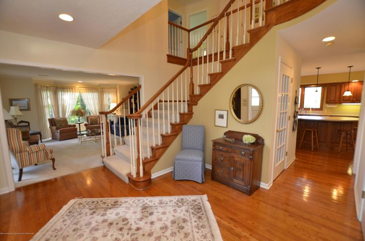 5518 White Ash Ln - FOYER - 5