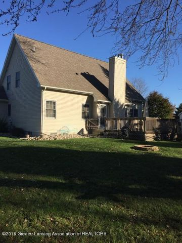 2661 Hydra Dr - back of house - 22