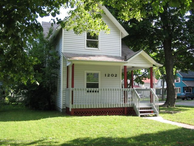1202 W Ionia St - Front - Summer - 2