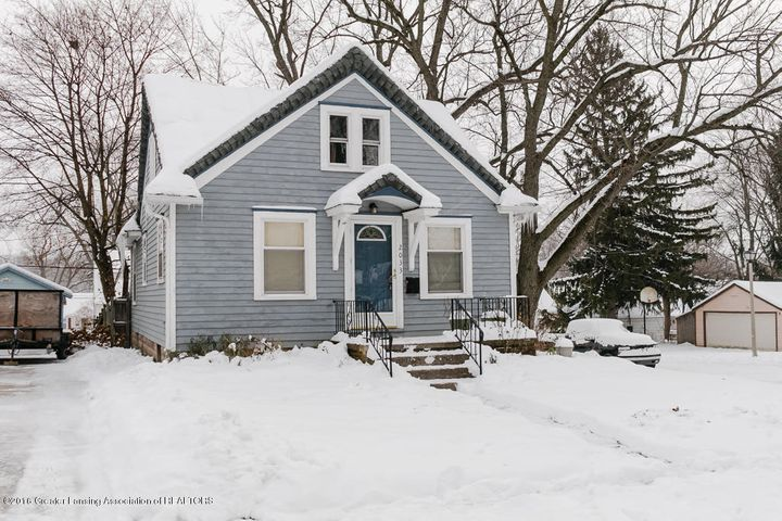 2033 Clifton Ave - Front - 1