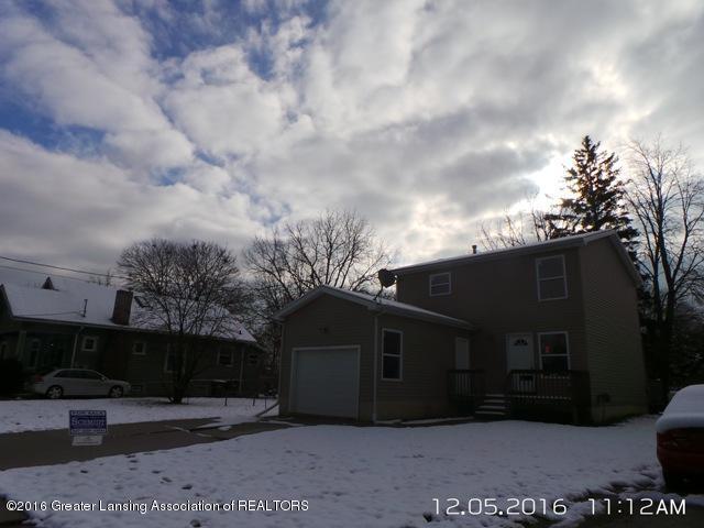 1317 W Kalamazoo St - FRONT VIEW - WINTER - 1