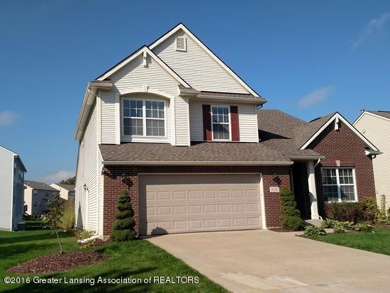 1125 Funnycide Way - Front Exterior - 1
