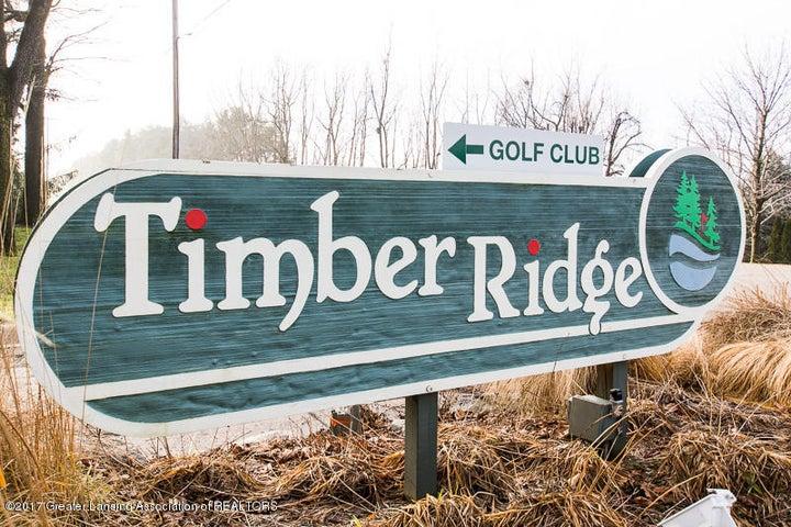 6389 Highland Ridge Dr - entrance sign - 26