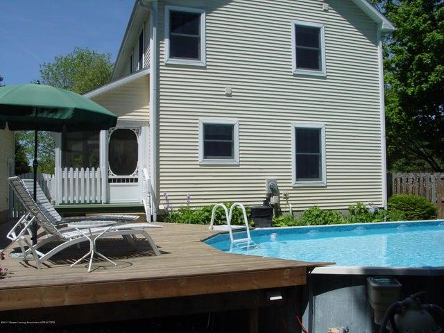 1101 West St - Exterior Back & Pool - 33