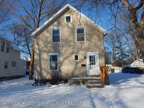 1616 Davis Ave - FRONT - 1