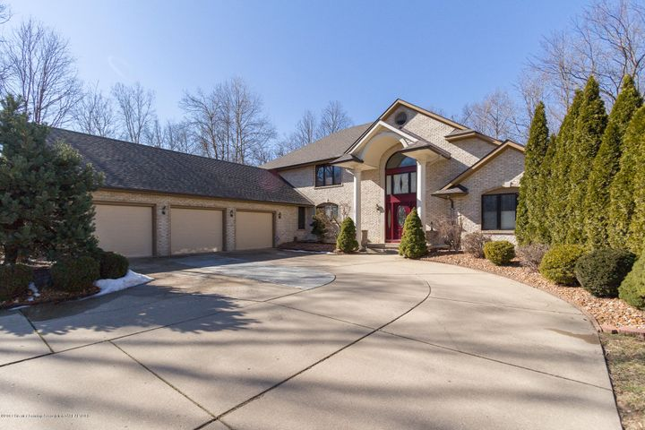 12777 Oneida Woods Trail - EXTERIOR FRONT - 1