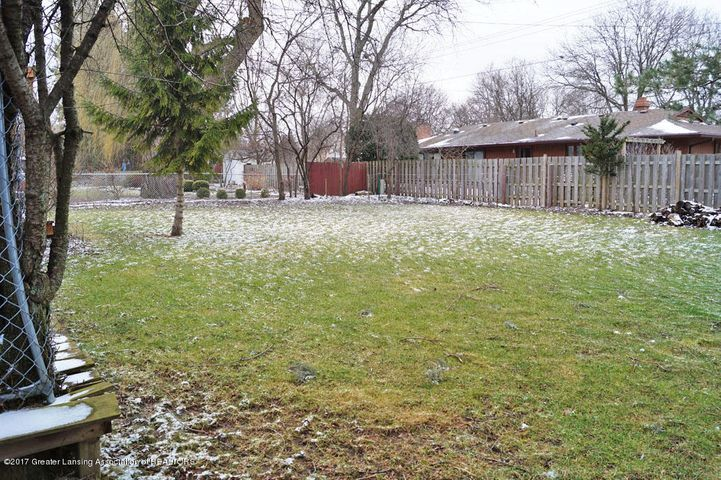 1145 Shelter Ln - Back Yard - 35