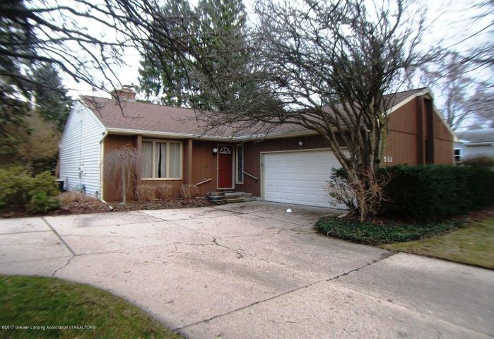 511 Kenway Dr - EXTERIOR FRONT - 1