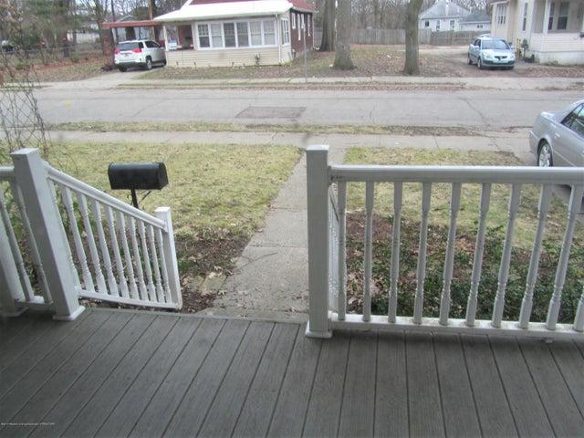 1230 Dakin St - Front porch - 2