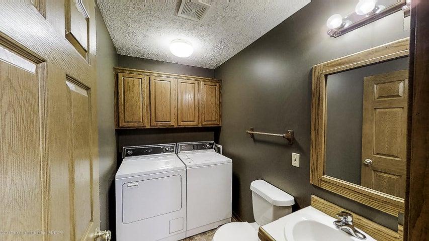 5845 MacMillan Way - Half Bath and First Floor Laundry - 16