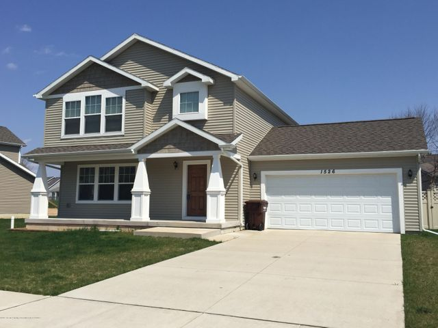 1526 Catalina Dr - Front View - 1