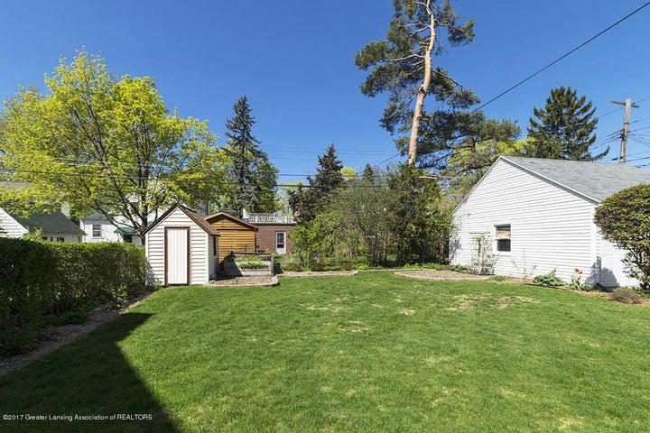 527 Beech St - Backyard - 19
