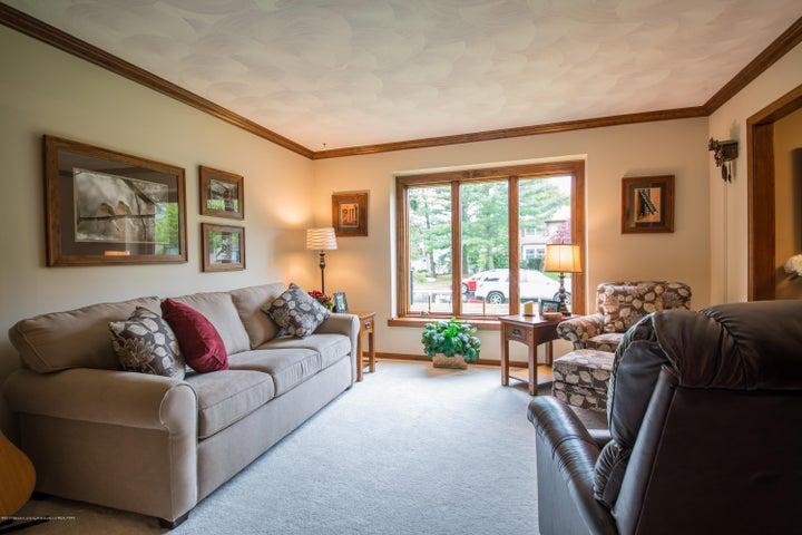 4314 Indian Glen Dr - Formal Living Room - 4