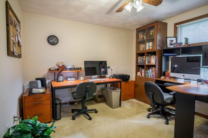 4314 Indian Glen Dr - Bedroom 4 or Home Office - 13