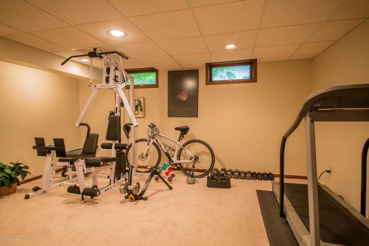 4314 Indian Glen Dr - Lower Level Exercise Room or Game Room - 15