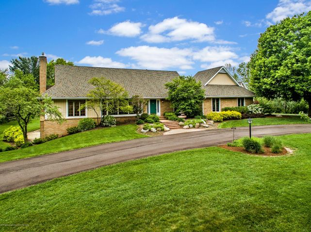 6151 Park Lake Rd - FRONT VIEW - 1