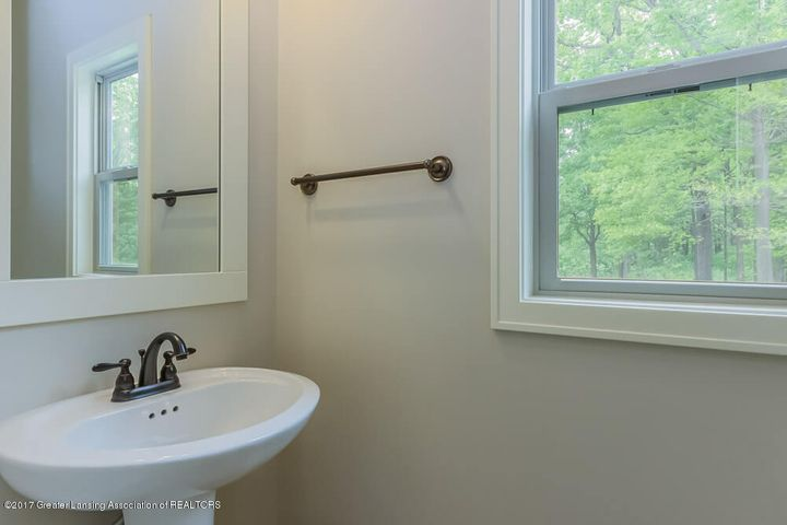 13665 Sienna Pass - Half Bath off Mud Room - 15