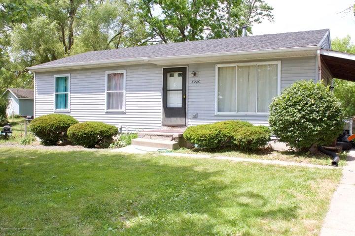 3246 Lake Lansing Rd - Front of home - 1