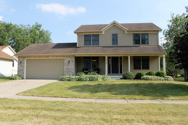 5855 MacMillan Way - Front of Home - 1