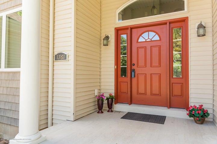1761 Hamilton Rd - Front Door - 7