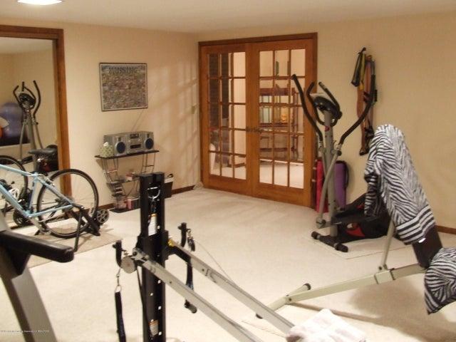 1083 Brookside Dr - Lower level workout/multi use room - 16