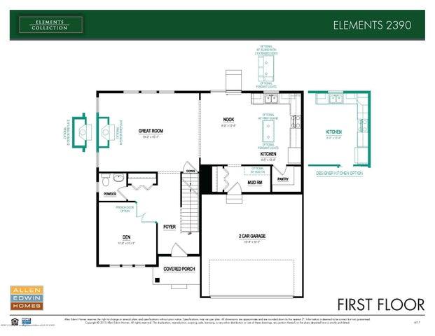956 Pennine Ridge Way - Elements 2390 First Floor - 22