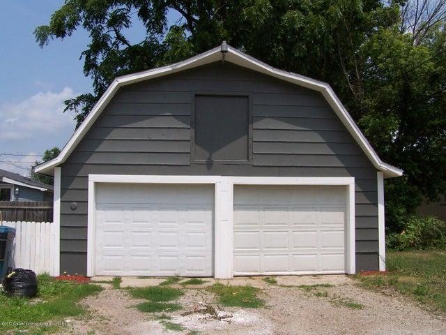 919 Hall St - Garage - 33