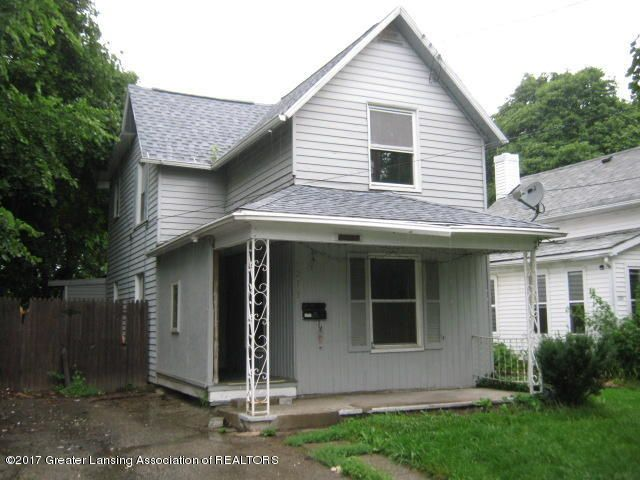 1213 Otto St - Front View - 1