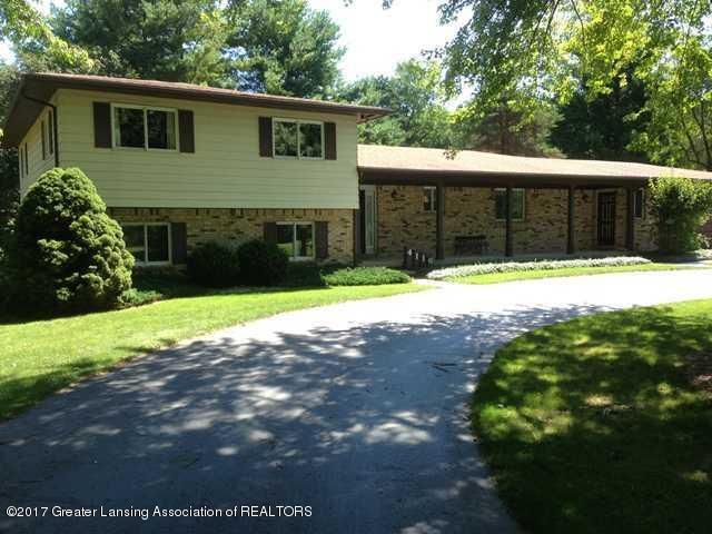 4116 Zimmer Rd - EXTERIOR FRONT - 1